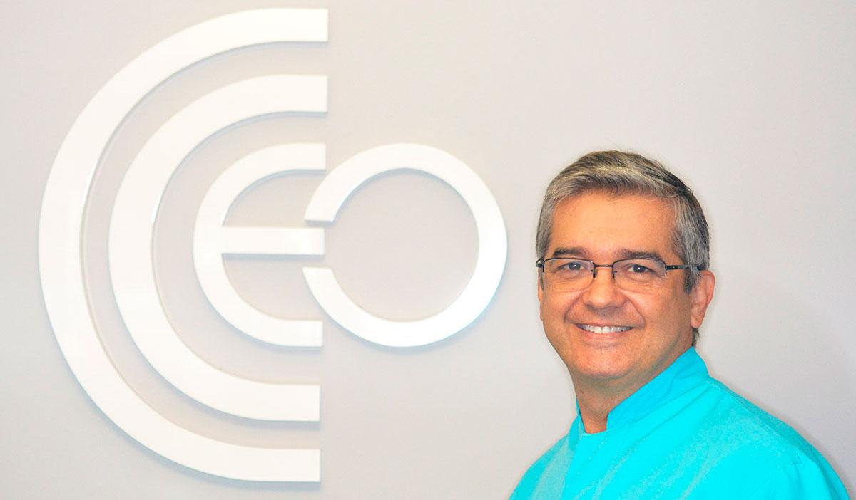 Dr. Javier E. D'Aduiar. Dental Clinic CCEO Alicante